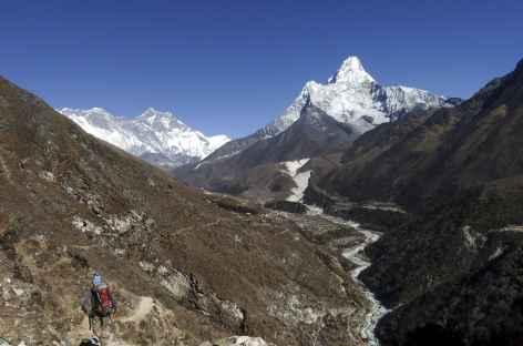 Vallée du Khumbu, Ama Dablam - Népal -