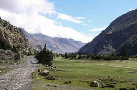 Vallée de la Kali Gandaki - Népal -