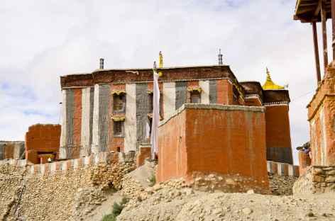 Monastère de Tsarang, Mustang - Népal -