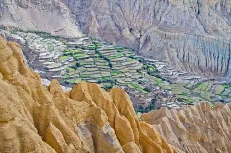 Mustang Népal -