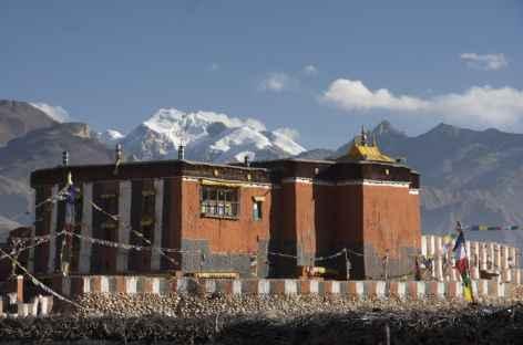 Monastère de Tsarang et les Damodars Himal - Népal -