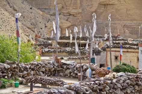Village de Chele - Nepal -