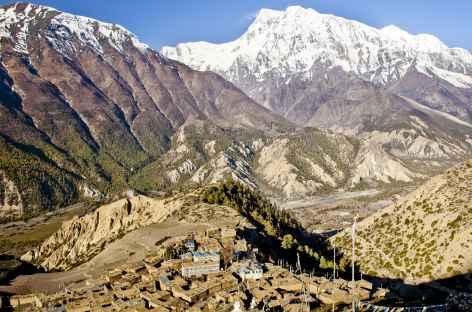 Gangapurna et Ngawal - Népal -