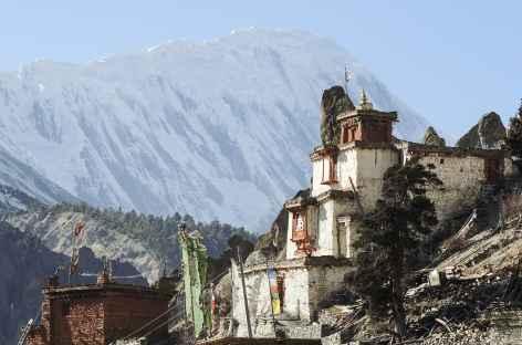 Monastère de Braga et le Tilicho - Népal -