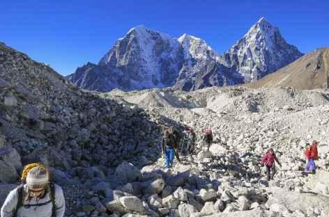 Passage du Kongma La - Népal -