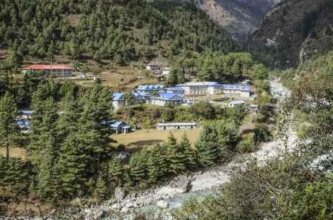Vers Phakding - Népal -