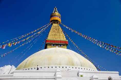 Stupa de Bodnath - Népal -