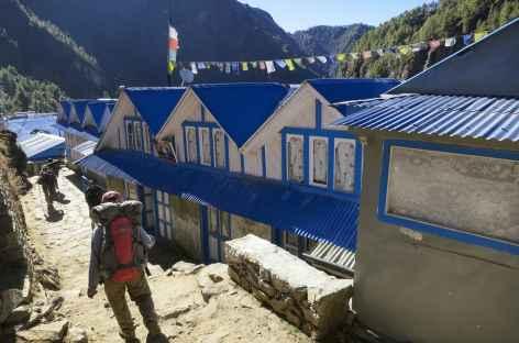 Village de Dingboche - Népal -