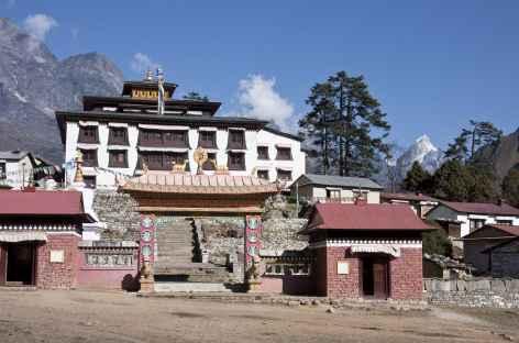 Monastère de Tengboche - Népal -