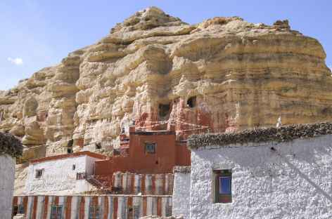 Monastère de Nyiphu - Nepal -