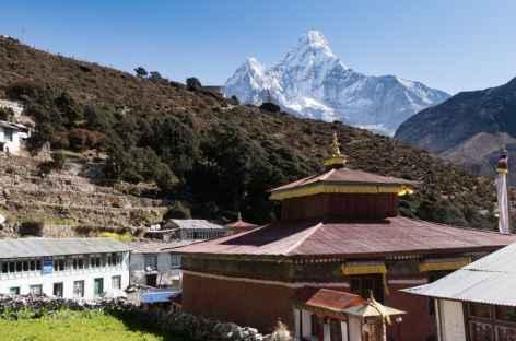 Monastere de Dengboche - Népal -