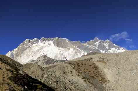 Face sud du Lhotse - Népal -
