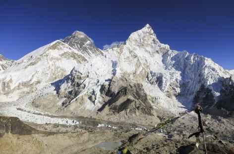 Everest et Nuptse - Népal -
