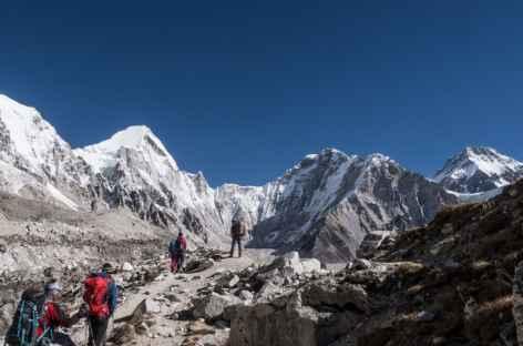 En direction du camp de base de l'Everest - Népal -