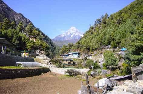 Vallée entre Lukla et Phakding - Népal -