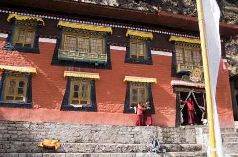 Monastère de Thame - Népal -