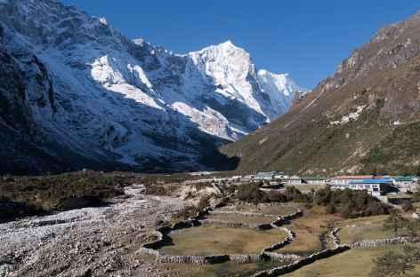 Départ de Thame - Népal -