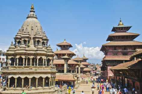 Durbar Square de Patan -