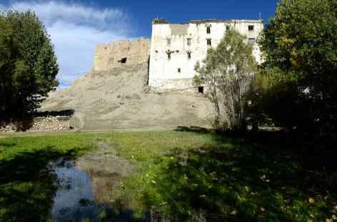 Ancien palais royal à Tsarangt -