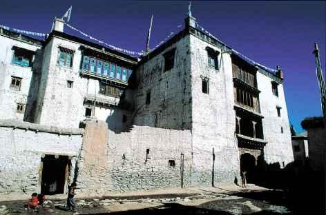 Ancien royal de Lo Monthang Mustang-Népal -