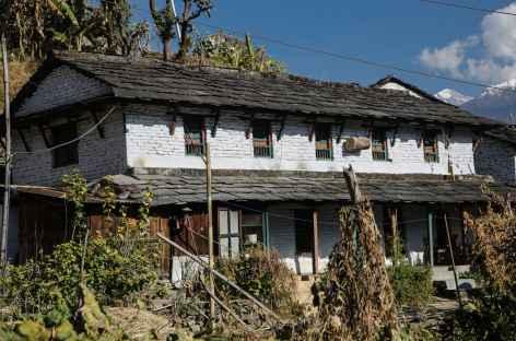 Architecture traditionnelle du Népal -
