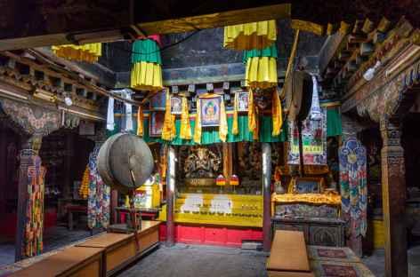 Monastère Lupra  Népal -