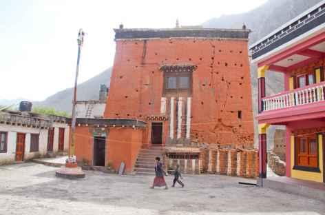 Monastère de Kagbeni Népal -