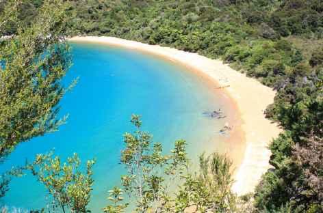 Littoral sauvage d'Abel Tasman - Nouvelle Zélande -