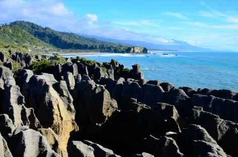 Les Pancake Rocks à Punakaiki - Nouvelle Zélande -