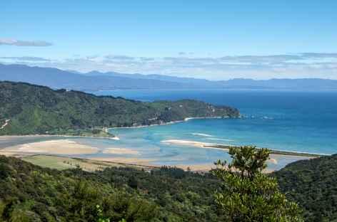 Parc national d'Abel Tasman - Nouvelle Zélande -