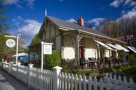 Arrowtown, ancien village de la ruée vers l'or - Nouvelle Zélande -