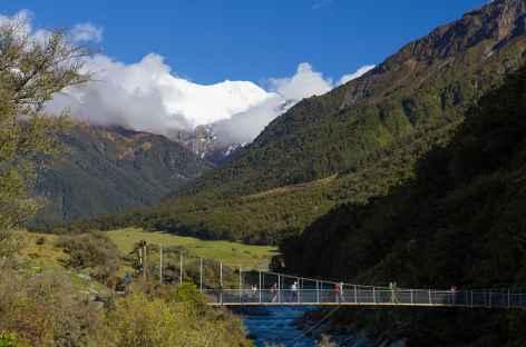 Randonnée à Rob Roy - Nouvelle Zélande -