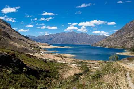 Lac Wanaka - Nouvelle Zélande -