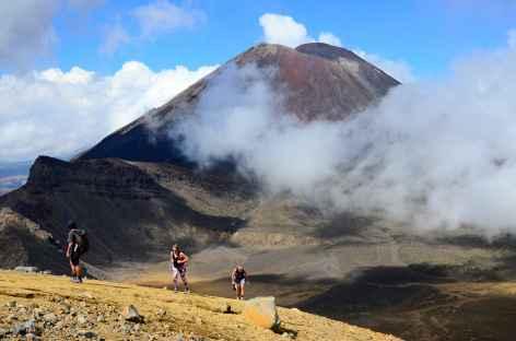Traversée du massif du Tongariro - Nouvelle Zélande -