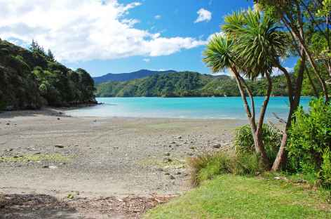 Marlborough Sounds - Nouvelle Zélande -