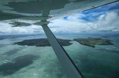 Vol d'Auckland pour Great Barrier Island - Nouvelle Zélande -
