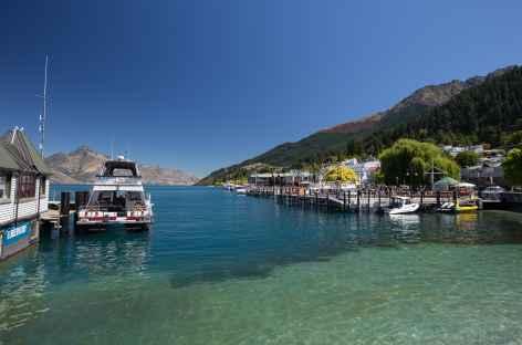 Queenstown et lac Pukaki - Nouvelle Zélande -
