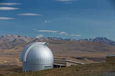 Observatoire astronomique du Mont John - Nouvelle Zélande -