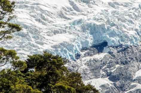 Glacier de Rob Roy, Parc national d'Aspiring - Nouvelle Zélande -