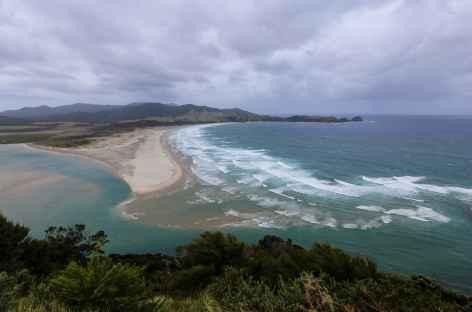 Plage de Whangapoua, Great Barrier Island - Nouvelle Zélande -