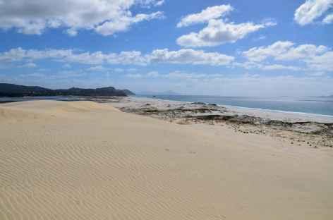 Dunes de Mangawhai, au nord d'Auckland - Nouvelle Zélande -