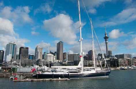 Port d'Auckland - Nouvelle Zélande -