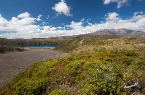 Massif du Tongariro - Nouvelle Zélande -