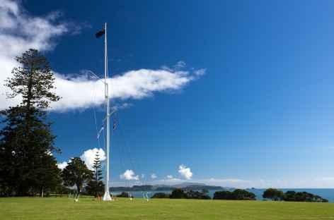 L'esplanade de Waitangi - Nouvelle Zélande -