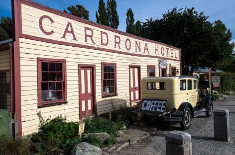 Cardrona, entre Wanaka et Queenstown - Nouvelle Zélande -