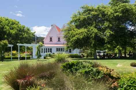 La maison de Kaipara - Nouvelle Zélande -