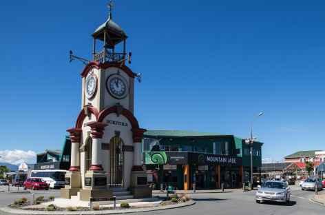 Hokitika, capitale du Jade - Nouvelle Zélande -