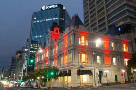 Auckland la nuit - Nouvelle Zélande -