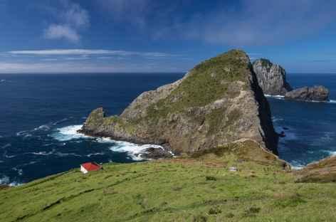 Randonnée sur le Cape Brett - Nouvelle Zélande -