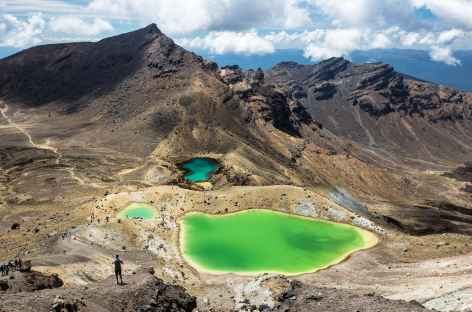 Tongariro Alpine Crossing - Nouvelle Zélande -